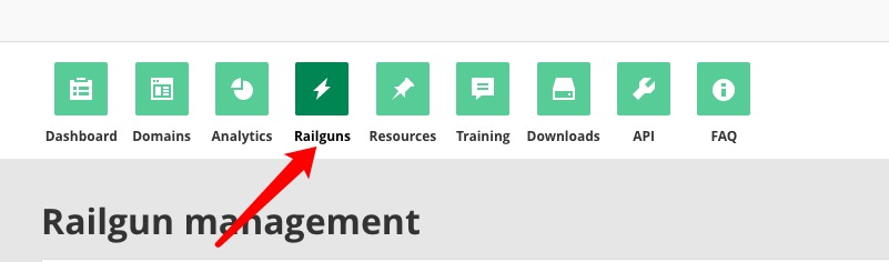 Cloudflare免费CDN、分销合作计划Cloudflare Partner安装并启用Railgun动态加速-辣椒资源网-专注互联网建站资源分享