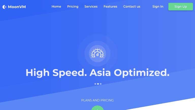 MoonVM台湾Hinet线路/KVM架构1H1G,100M带宽3T月流量,1个动态IP,台湾原生IP/30美元每月-辣椒资源网-专注互联网建站资源分享