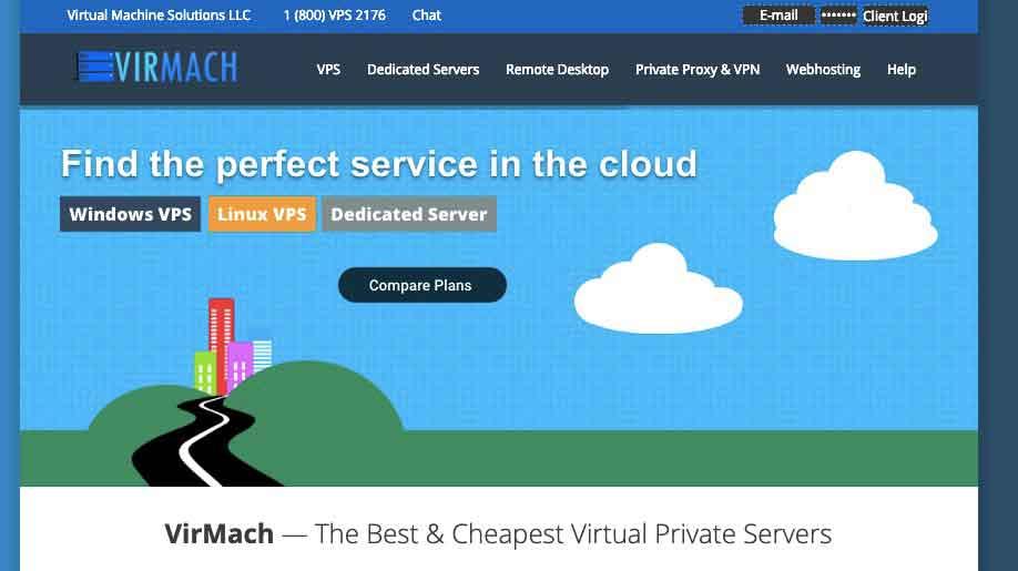 VirMach:纽约大硬盘VPS补货,1核1G,1TB硬盘,10Gbps带宽,45美元/年-辣椒资源网-专注互联网建站资源分享