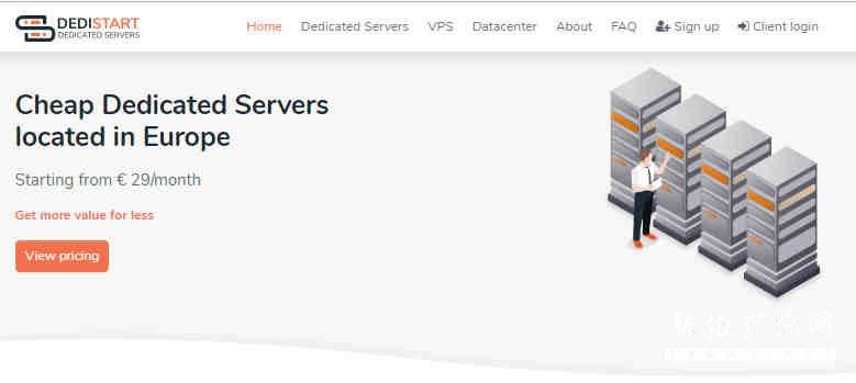 dedistart:保加利亚高防独立服务器,1G带宽不限流量,最低€29/月起,-辣椒资源网-专注互联网建站资源分享